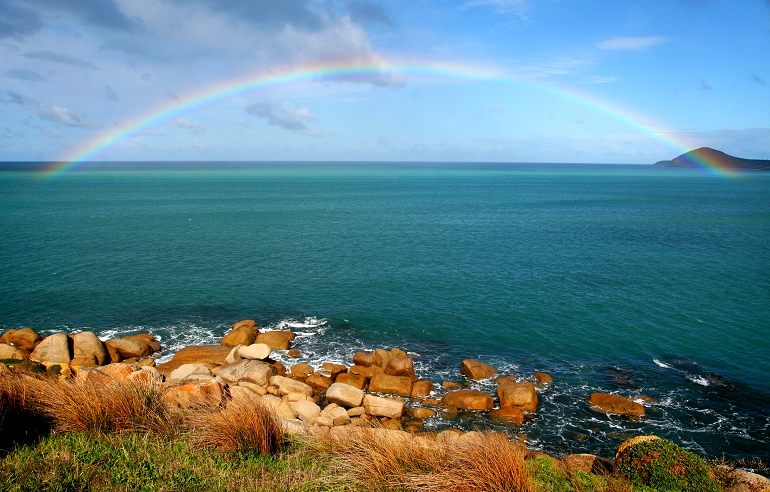 Victor Harbor Rainbow