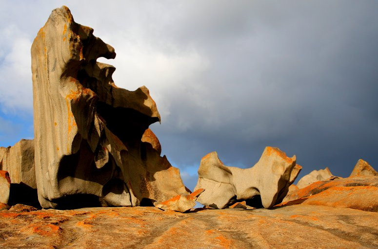 Remarkable Rocks # 2